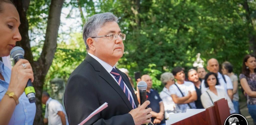 T.C. Moskova Büyükelçisi Hüseyin Diriöz
