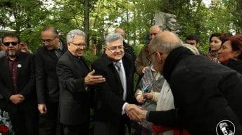 Ünlü Türk Şairi Nazım Hikmet Ran, ölümünün 54'ci yıl dönümünde Moskova